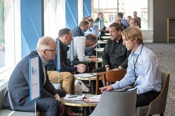 PRECAST2019 Speed Networking Image